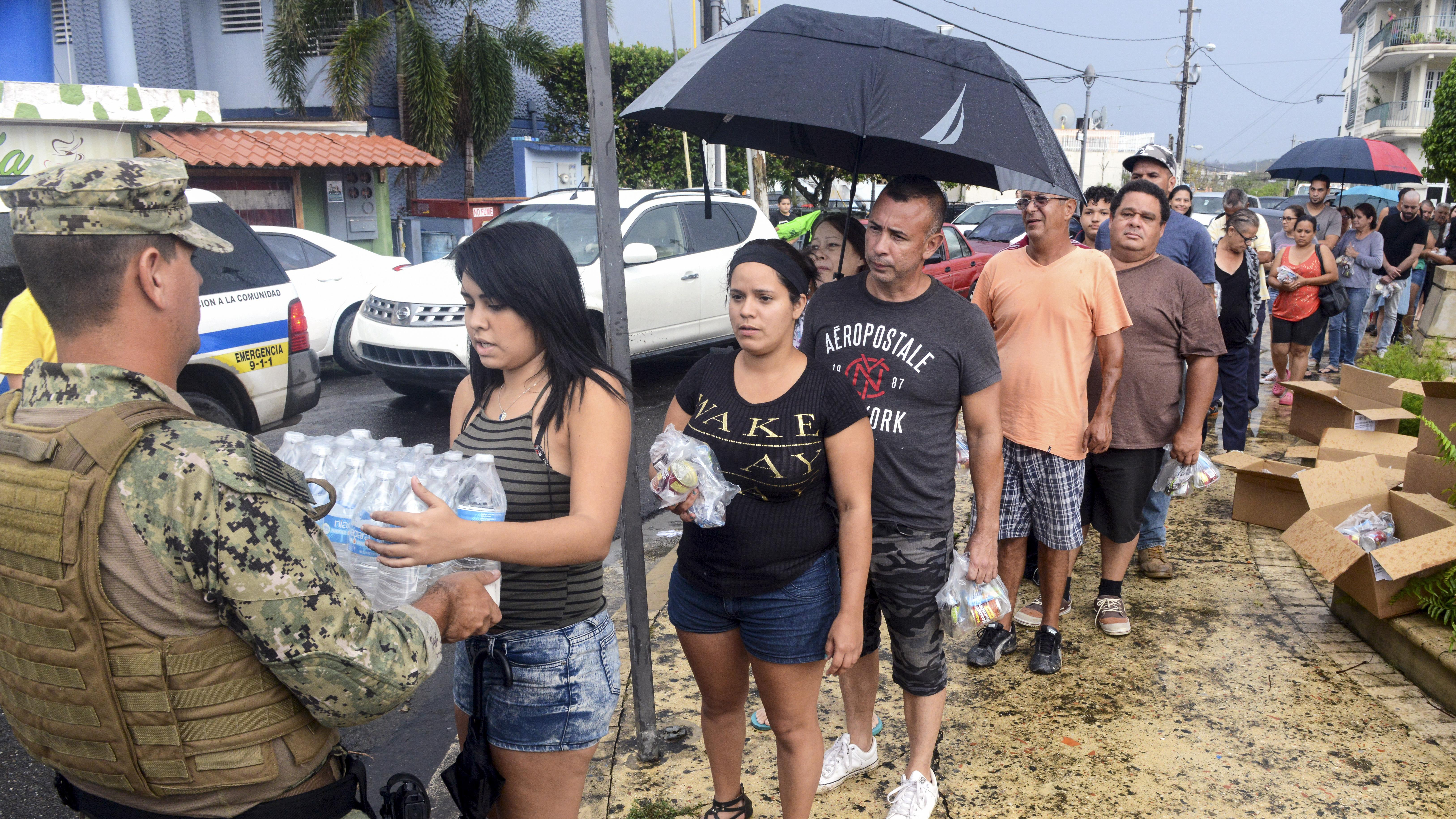 U.S. NORTHERN COMMAND CONTINUES PUERTO RICAN RELIEF EFFORTS