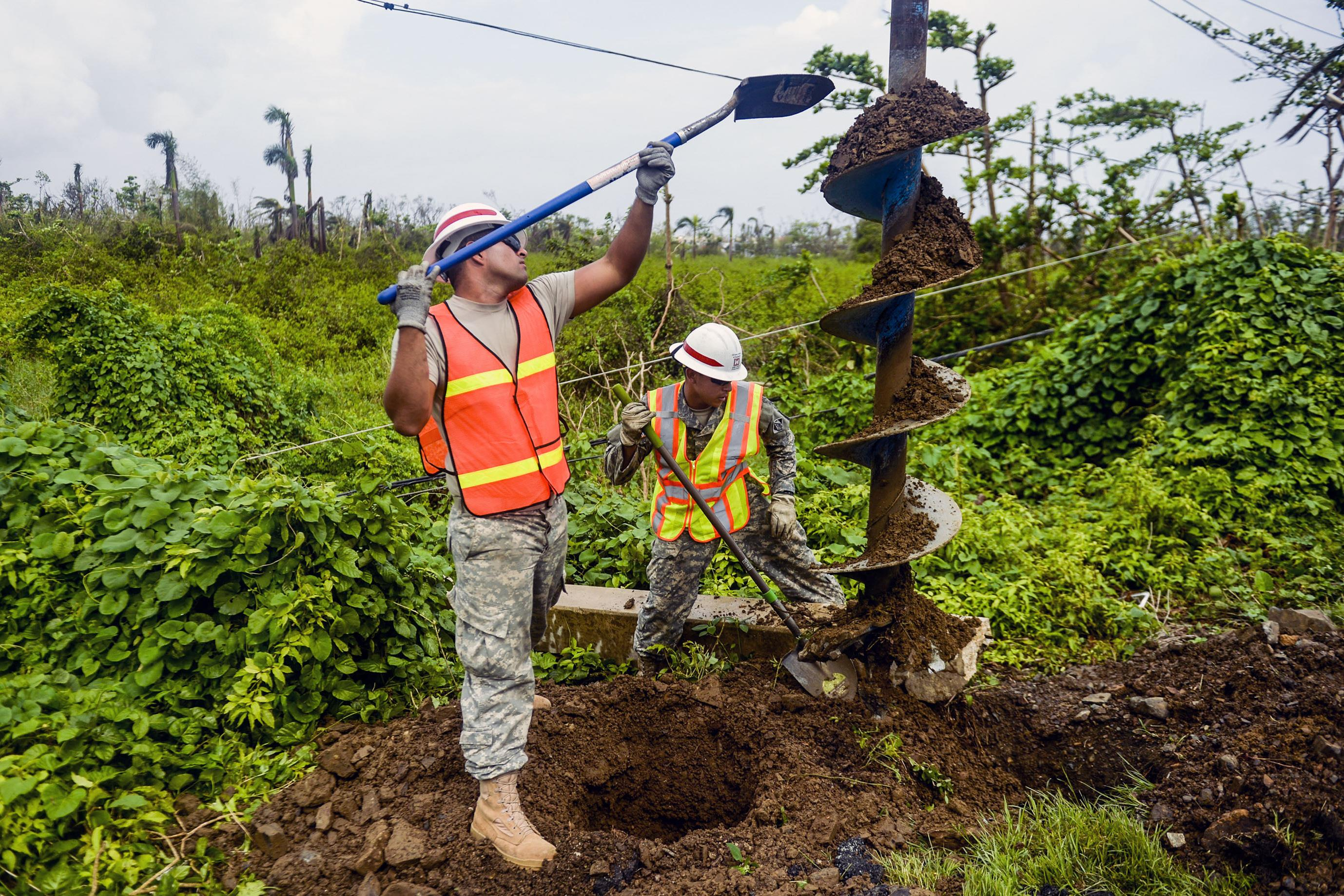 U.S. NORTHERN COMMAND'S SUPPORT TO PUERTO RICO