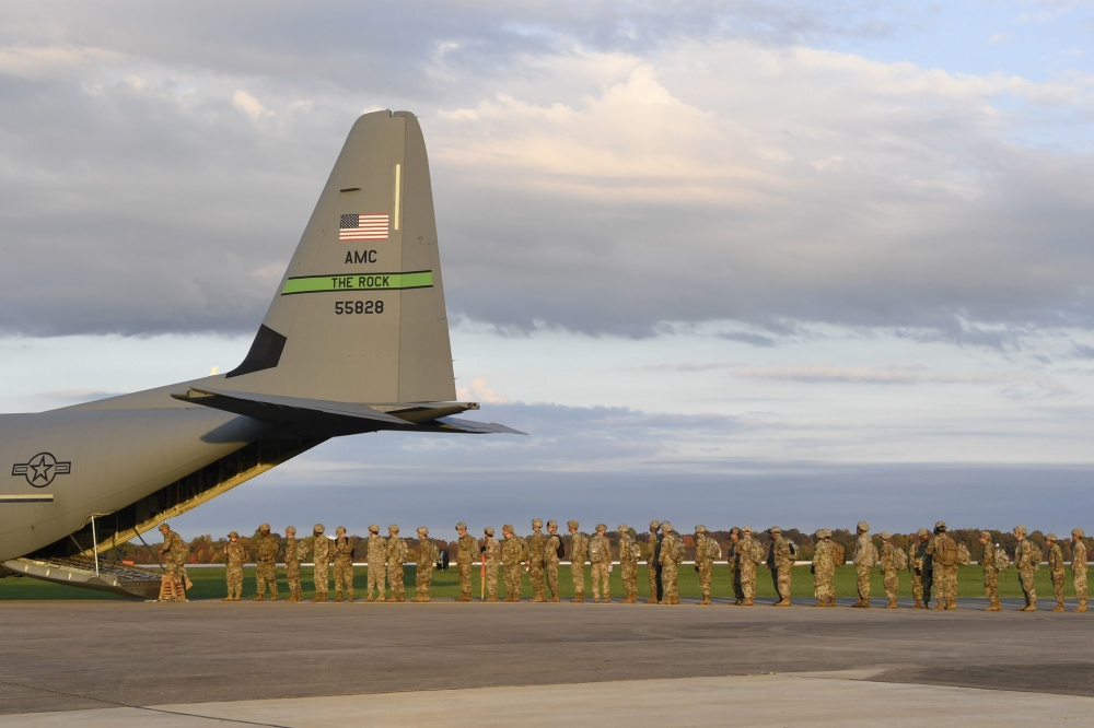 DoD supports DHS, CBP through Operation Faithful Patriot