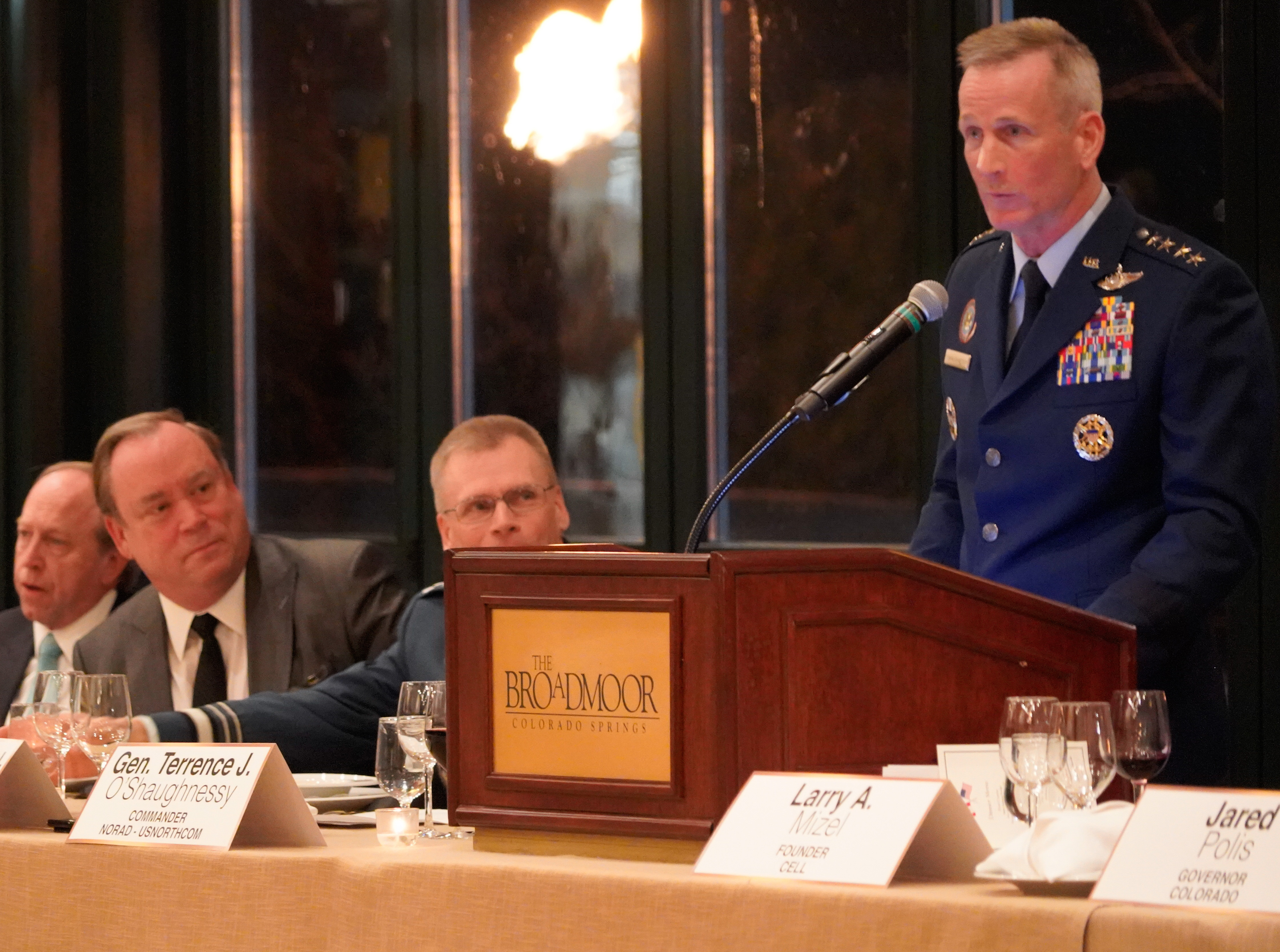 National strategic relationships on the table at recent local Colorado Springs engagement