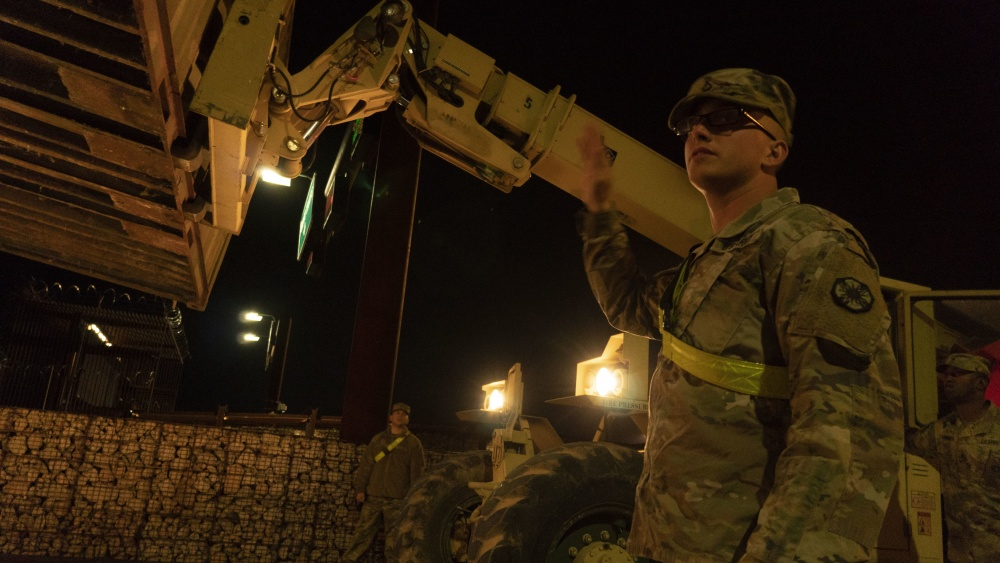 USNORTHCOM support to CBP along the Southwest Border continues